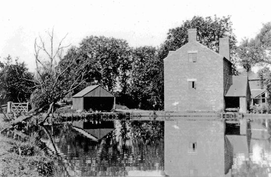 Sarn Mill early 1900's