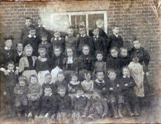 Threapwood School - Probably late 19th C