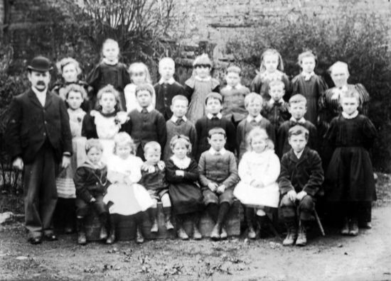 Unknown School Photograph